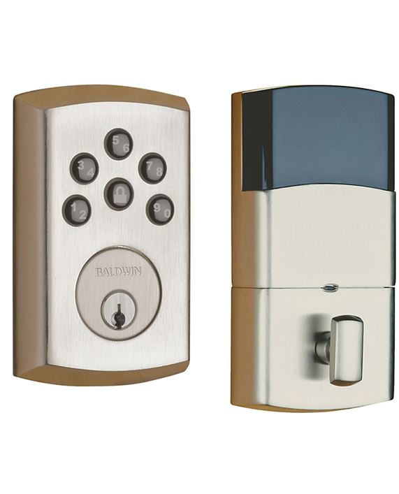 Electronic Keypad Deadbolts