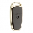 Baldwin<br />8380.003 - Evolved Key Fob in Lifetime Polished Brass