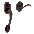 Baldwin<br />85353 ACRH - Boulder Sectional Right Hand Lever Handleset Kit