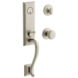 Baldwin<br />85375.056 - GLENNON HANDLESET TRIM - LIFETIME SATIN NICKEL