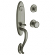Baldwin<br />85380.151 - BUCKINGHAM HANDLESET TRIM - ANTIQUE NICKEL
