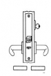 Baldwin<br />G6130 - CLASSROOM MORTISE LOCK BOX ONLY - ANSI F05 - 2 3/4&quot; BACKSET