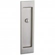 Baldwin<br />PD005 KE Interior Plate only, No Lock  - Santa Monica Trim With Emergency Release Pocket Door - Large