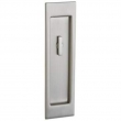 Baldwin<br />PD005 KT Interior Trim Plate only , No Lock  - Santa Monica Interior Trim With Turn Knob Sliding Pocket Door - Large