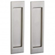 Baldwin<br />PD005 PS - Santa Monica Passage Trim Pair Sliding Pocket Door - Large
