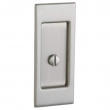 Baldwin<br />PD006 KE Interior Plate Only, No Lock - Santa Monica Trim With Emergency Release Sliding Pocket Door - Small