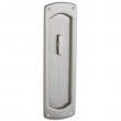 Baldwin<br />PD007 KT Interior Plate Only, No Lock Included - Palo Alto Interior Trim With Turn Knob Sliding Pocket Door