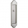 Baldwin<br />PD016 KE Interior plate only, no lock included  - Boulder Trim With Emergency Release Sliding Pocket Door