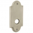 "Baldwin<br />R031.150 - 5"" ARCHED ROSE - SATIN NICKEL"