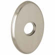 "Baldwin<br />R039.056 - 3"" OVAL ROSE - LIFETIME SATIN NICKEL"