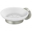Deltana<br />BBS2012 - Frosted Glass Soap Dish BBS Series