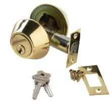 Brass Accents D09 D0060 Brass Accents 2 Inch Backset
