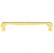 Emtek<br />86127  - Traditional Brass Rope Pull 4&quot;