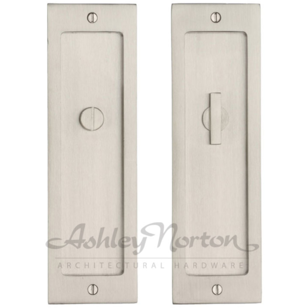 Brass Sliding & Pocket Door Hardware <br> Ashley Norton