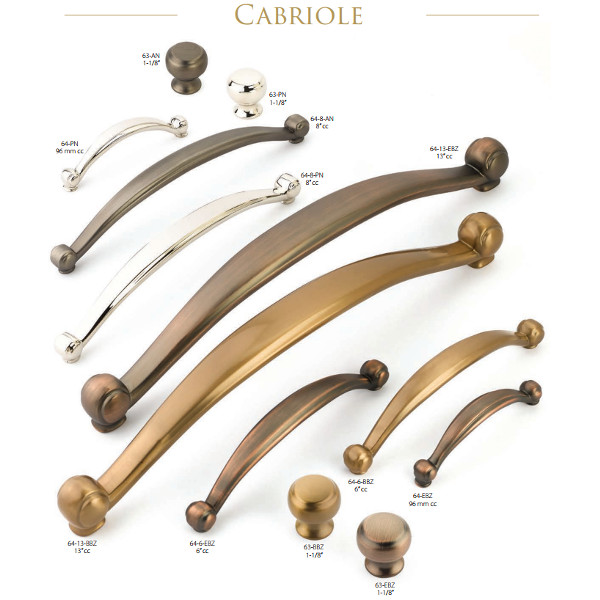 Cabriole Collection