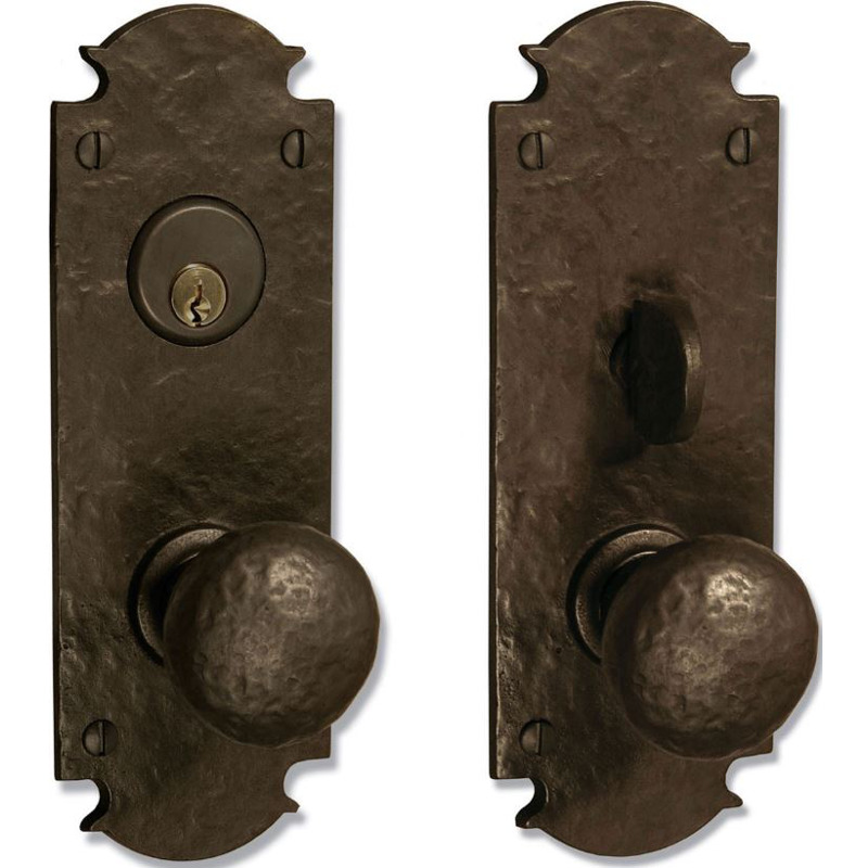 Coastal Bronze Mortise Sets