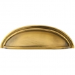 Emtek<br />86123  - Traditional Brass Cup Pull 3&quot;