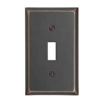 Brass Switch Plates Colonial