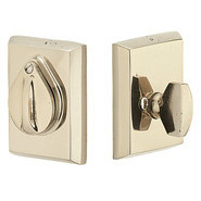 Tumbled White Bronze Deadbolts