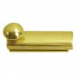 Deltana<br />4SBCS - DELTANA CONCEALED SCREW SURFACE BOLT - 4&quot;