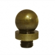 Deltana<br />DSBTLx - SOLID BRASS LARGE BALL FINIAL CAP