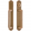 "Rocky Mountain Hardware<br />E021/E022 - Patio Sliding Door Set - 1-3/4"" x 11"" Ellis Escutcheons"