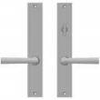 "Rocky Mountain Hardware<br />E191/E192 - 1 3/4"" x 11"" Edge Multi-Point Entry Set Escutcheon, American Cylinder - Patio, Lever Low"