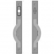 "Rocky Mountain Hardware<br />E279/E278 - Entry Sliding Door Set - 1-3/8"" x 13"" Metro Escutcheons"