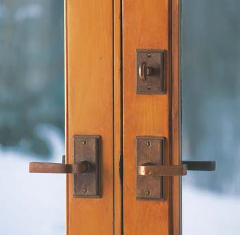 Rocky Mountain Hardware<br>Deadbolt Entry Sets