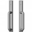 "Rocky Mountain Hardware<br />E484/E484 - Full Dummy Sliding Door Set - 1-3/8"" x 11"" Rectangular Escutcheons"