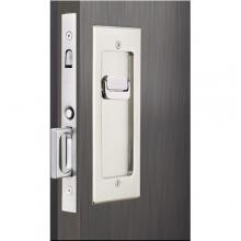 Emtek 2115 Emtek Modern Rectangular Privacy Pocket Door