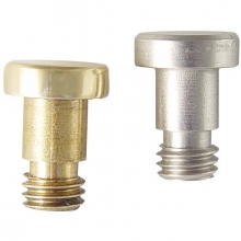 finishes for kitchen cabinets emtek 2242 emtek extended button tip at door hardware usa 15426