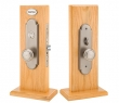 Emtek<br />3143 - Charleston Mortise Entry Set Dummy