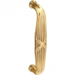 Emtek<br />86080 - Ribbon &amp; Reed 8&quot; Door Pull