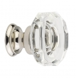 Emtek<br />Select the Rose - Lowell Crystal Knob
