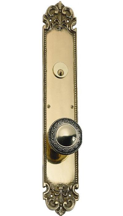 Etonnant Fleur De Lis Entry/Passage/Privacy Locksets
