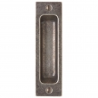 "1-3/4"" x 6"" Rectangular Flush Pull"