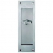 FSB Door Hardware <br />4210 09002 - Stainless Steel Flush Pull for Locking Door 4210 with Thumbturn