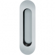 FSB Door Hardware <br />4250 0000 - Stainless Steel Oval Flush Pull 4250