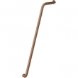 FSB Door Hardware <br />6507 6595 - Bronze Single Door Pull 6507 Left Hand