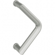 FSB Door Hardware <br />6613 2185 - Aluminum Single Door Pull 6613