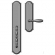 "Rocky Mountain Hardware<br />G030/E056 - Full Dummy Set - 3-1/2"" x 20"" Exterior with 3"" x 11"" Interior Ellis Escutcheons"