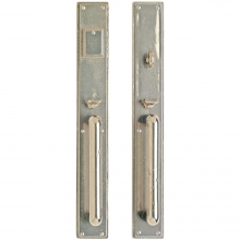 Rocky Mountain Hardware - Entry Mortise Lock Set - 2-3/4