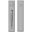 "Rocky Mountain Hardware<br />G601/G602 Grip one side - Push/Pull Dead Bolt - 3-1/2"" x 18"" Rectangular Escutcheons"