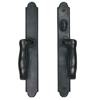 SLIDING DOOR LOCKS - ARCHED  *