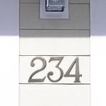 BALDWIN HOUSE NUMBERS