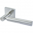 Linnea Stainless Steel<br />LL18S-PA - Passage LL18 Leverset with Square Rose