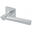Linnea Stainless Steel<br />LL63S-PR - Privacy LL63 Leverset with Square Rose