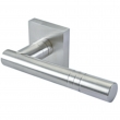 Linnea Stainless Steel<br />LL89S-PA - Passage LL89 Leverset with Square Rose