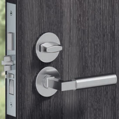 FSB Mortise Lever Sets in Stainless Steel